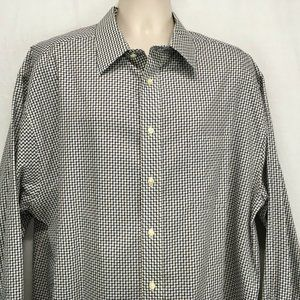 Gold Label Roundtree & Yorke Mens Button Shirt